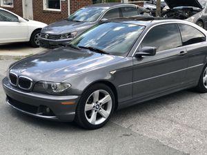 2006 BMW 325CI for Sale in Greensboro, NC