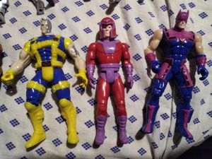 Toy biz collectibles vintage xmen and marvel for Sale in Santa Ana, CA
