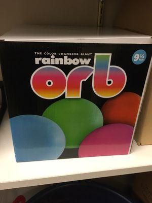 Rainbow Orbs for Sale in Austin, TX