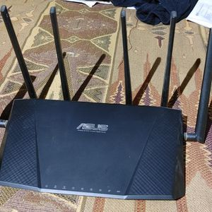 Asus RT-AC3200 Tri Band Gigabit Wifi Router for Sale in Dallas, TX