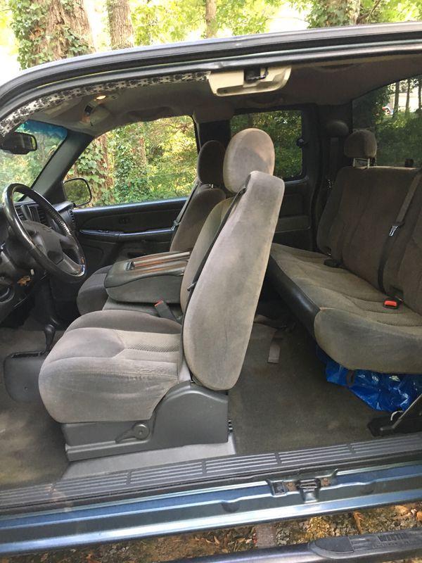 2006 Chevy Silverado 1500
