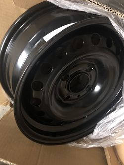 New Steel Rim For A 07-12 Nissan Sentra for Sale in Kerman,  CA