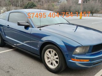 2008 Ford Mustang V6 Premium Coupe for Sale in Marietta,  GA
