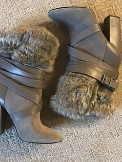 Genuine leather/suede boots for Sale in Las Vegas,  NV
