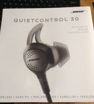 Wireless Bluetooth Bose qc30 for Sale in MD, US