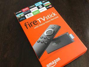 Amazon Firestick with Kodi for Sale in Henderson, NV