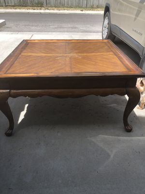 Coffee table for Sale in Lehi, UT