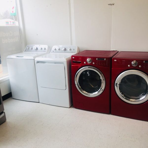 🔥🔥LG washer and electric dryer set 90 days warranty 🔥🔥