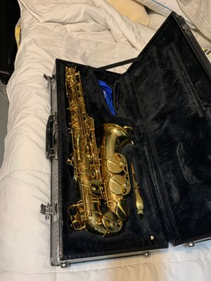 Saxophone in real good condition for Sale in Midland, TX