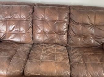 Leather Sofa & Loveseat for Sale in Pittsburgh,  PA