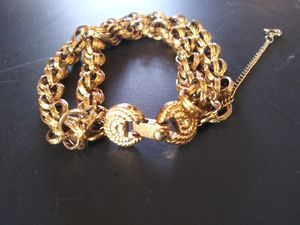 Monet chain bracelet for Sale in Liberty Lake, WA