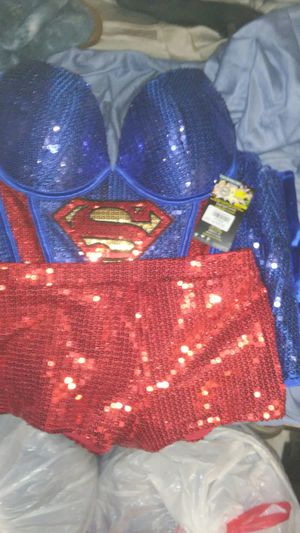 Super woman corset brand new tags for Sale in Virginia Beach, VA