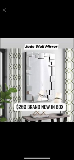 Brand New Jade Wall Mirror! for Sale in Waldorf, MD