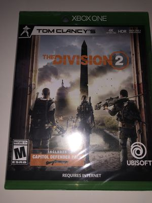 The Division 2 ( Xbox One ) for Sale in Fort Washington, MD