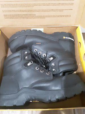 Steel toe boots mens work size 10$65 for Sale in Phoenix, AZ