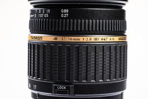 Tamron 17-50mm 2.8 for Nikon for Sale in Hampton, VA
