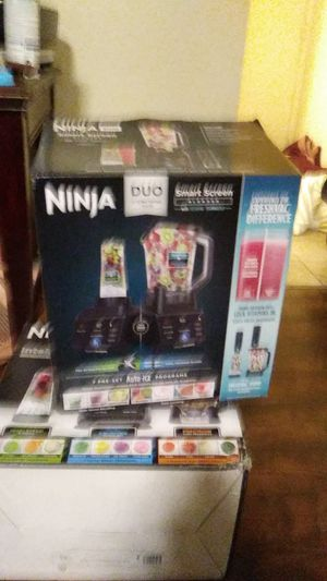 Ninja Duo 2 functions 1 base......1400 watts for Sale in San Diego, CA