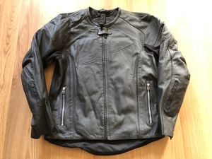 ALPINESTARS Motorcycle Leather Jacket (Size 42) for Sale in Whittier, CA