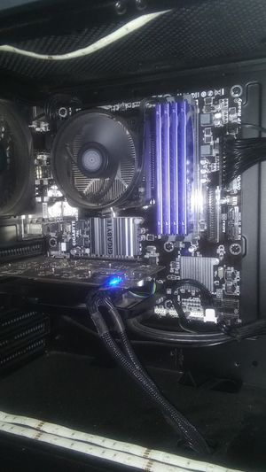 Cyberpowerpc for sale great for gamers for Sale in Sheridan, AR