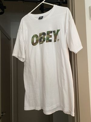 Obey t shirt for Sale in Dallas, TX