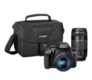 Canon Rebel T3 1100 D for Sale in Dalton, GA
