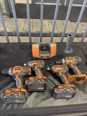 Ridgid drill and driver for Sale in Homestead, FL