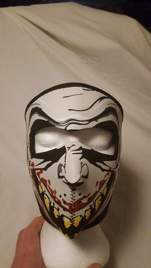 Zan HEADGEAR neoprene full face motorcycle mask one-size-fits-most for Sale in Everett, WA