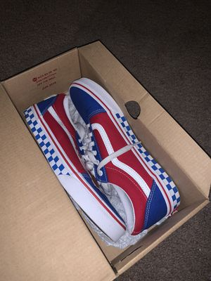 Gently worn vans for Sale in Fort Worth, TX