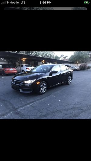 2017 Honda civic lx with only 18k original miles like new condition for Sale in Las Vegas, NV