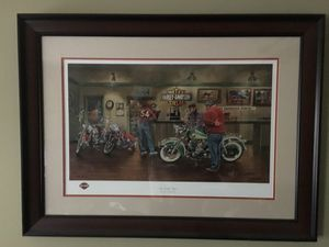 Harley Davidson Picture for Sale in North Potomac, MD