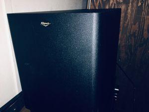 Klipsch powered sub for Sale in Canton, MI