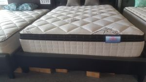 """Brand new 11"""" thick full pillowtop mattress for Sale in San Diego, CA"""