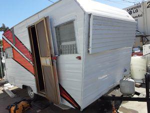 RV CAMPER NEW FLOORING NEW AC NEW FRIDGE NEW TV for Sale in La Habra Heights, CA