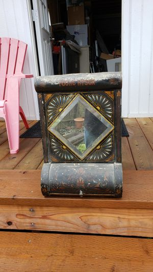 1930s TEA BEND WITH MIRROR for Sale in Snohomish, WA