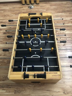 Antique Foos Ball Table for Sale in Sandy, OR