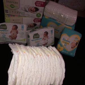 Newborn Diaper Bundle for Sale in Fresno, CA