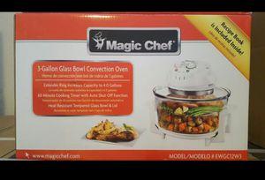 Magic Chef Glass Bowl Convection oven for Sale in Dallas, TX