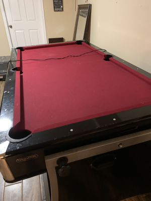 Air hockey/pool table for Sale in Staten Island, NY