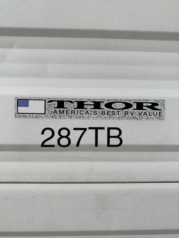 2002 Thor wanderer wagon toyhauler