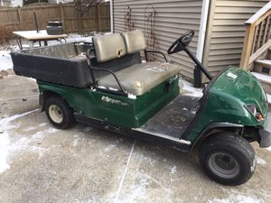 Yamaha Gas golf cart $2500 for Sale in Downers Grove, IL