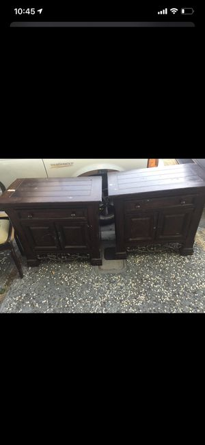 Free side tables for Sale in San Jose, CA