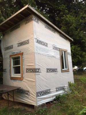 Unfinished tiny house for sale, you will have to move for Sale in Seattle, WA