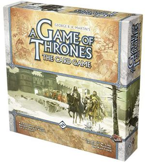 Game of Thrones The Card Game and Game of Thrones board game (2nd Ed.) for Sale in Seattle, WA