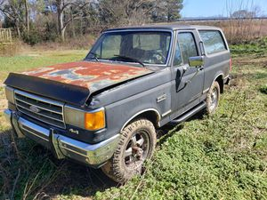 1988 ford bronco for Sale in Roebuck, SC