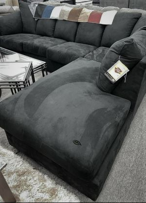 ❄❄ BRAND NEW ❄SPECIAL] Darcy Black LAF Sectional for Sale in Jessup, MD