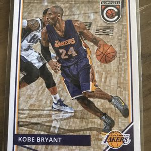 Kobe Bryant Lakers Card for Sale in Los Angeles, CA