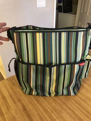 Skip Hop messenger diaper bag for Sale in Mesa, AZ