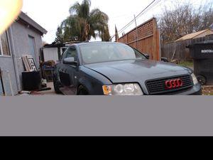 2005 Audi A4 1.8t quattro for Sale in Modesto, CA