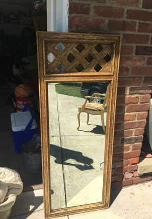 Vintage mirror for Sale in North Olmsted, OH