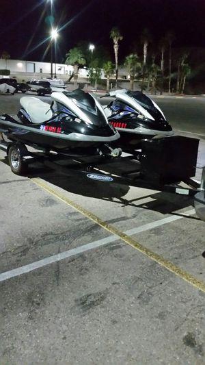 (2 ) 2008 Yamaha waverunners. for Sale in Orange, CA